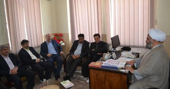 دفتر امام جمعه محترم